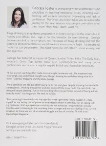 The Drink Less Mind eBook Rear Cover